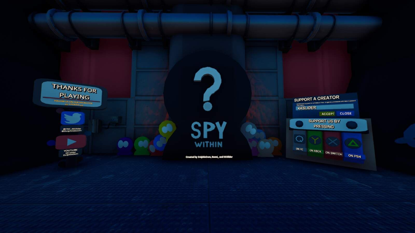 🕵️♂️ Spy Within 🔪 0288-3600-7090 by kkslider