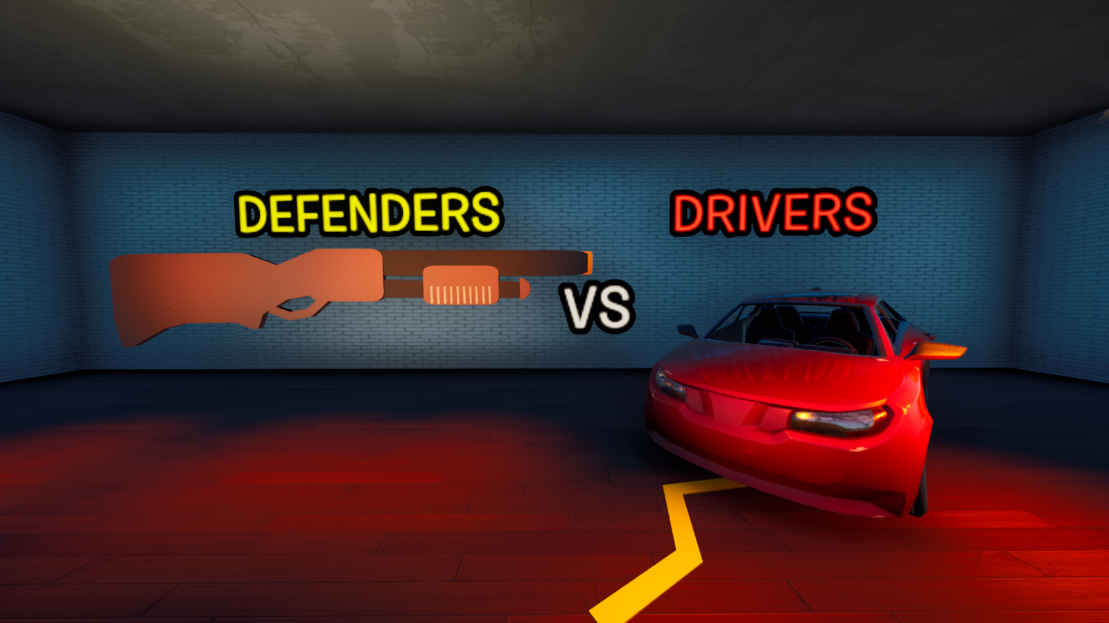🚗 Drivers VS Defenders! 🛡️ 0675-6641-4720 by scalit