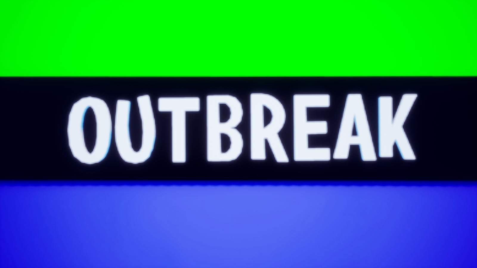 Outbreak 1234-9285-4108 by echo