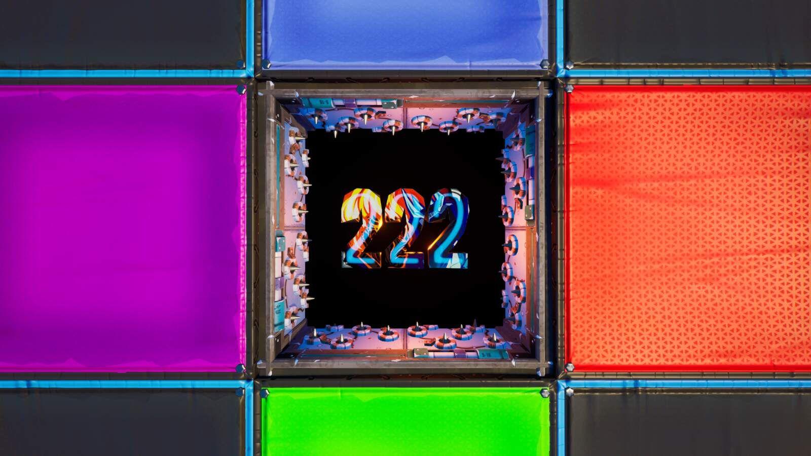 222 Levels Default Deathrun 🎮 1998-5575-0034 by ngu-old