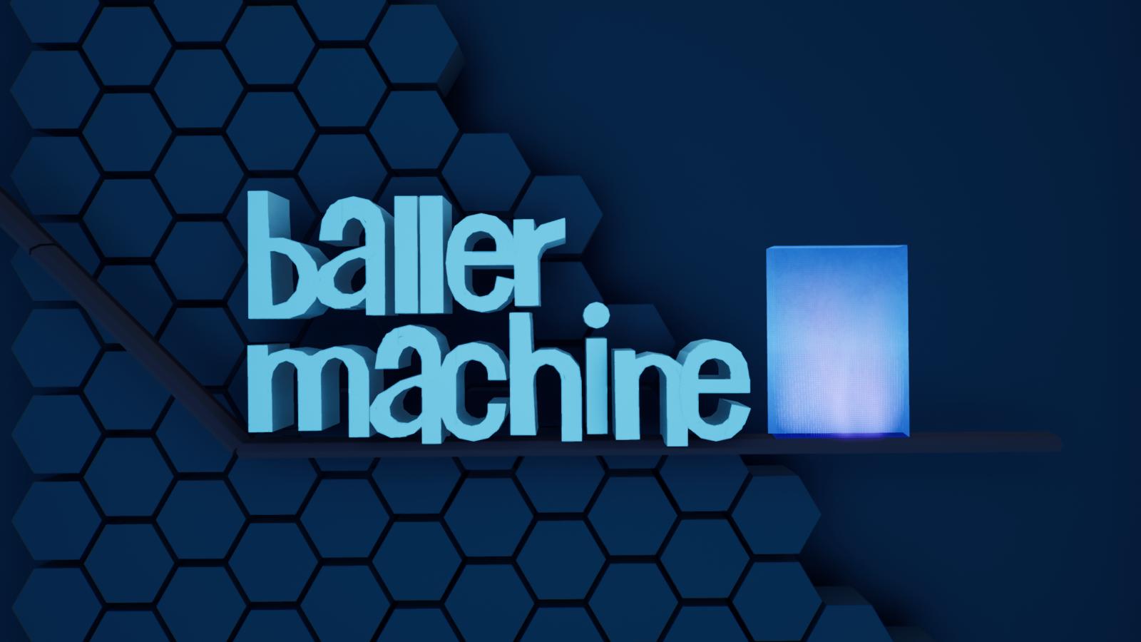 Baller Machine 2091-1010-7318 by daan._.