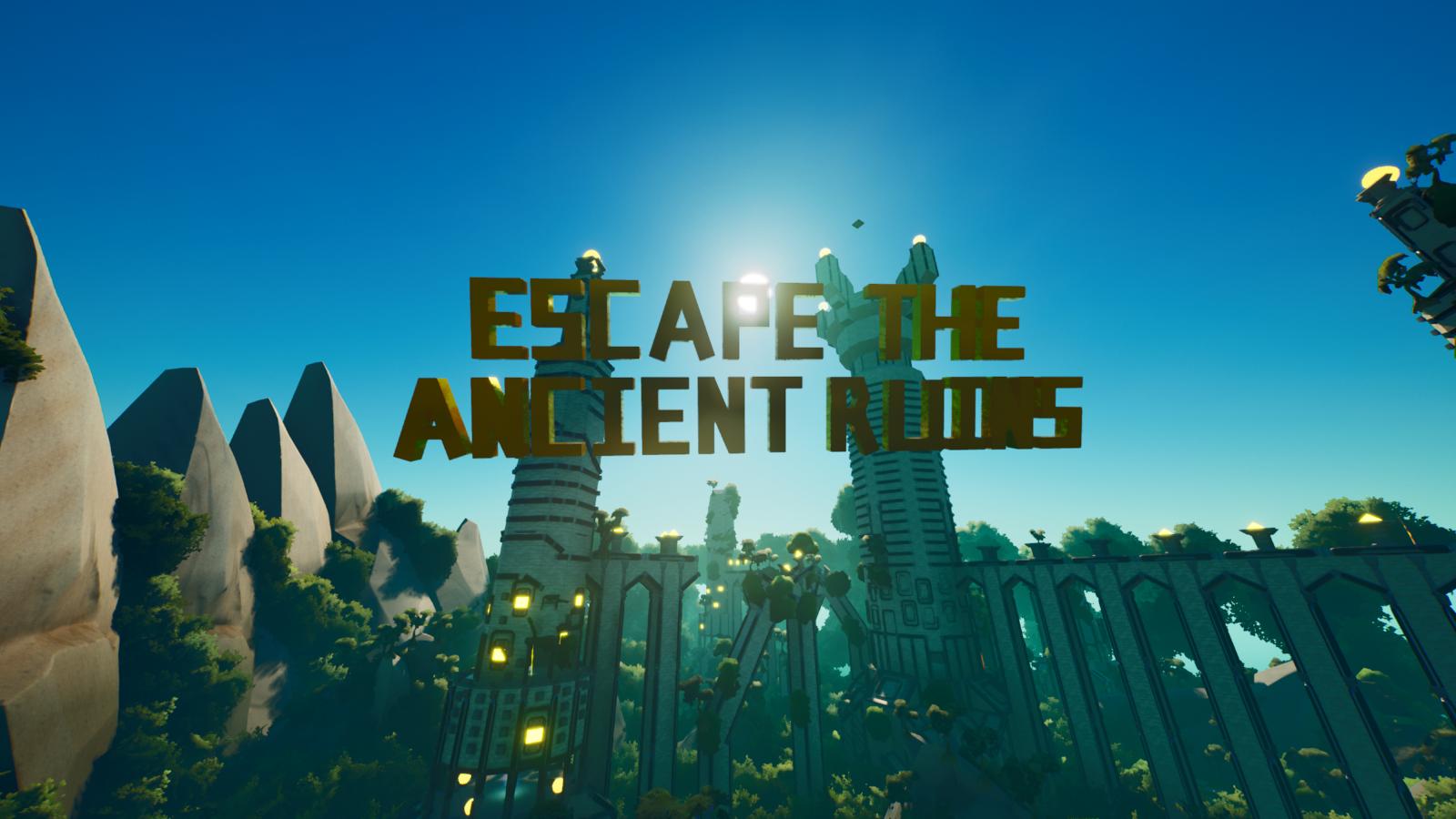 Escape The Ancient Ruins 2105-4880-7093 by dimensionaldrake
