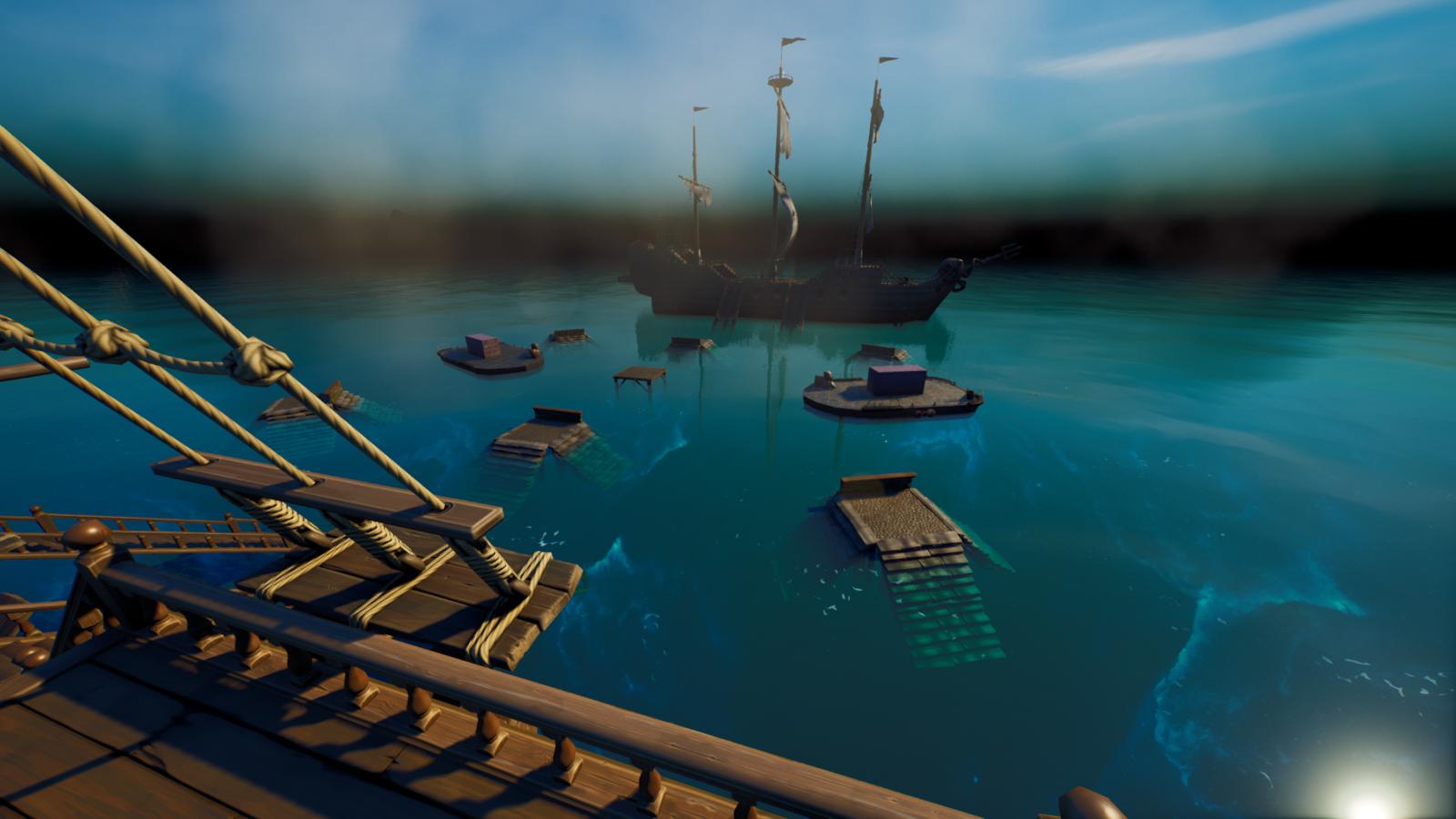 القراصنة المعرقين 💯 Pirates of Fortilla 2623-4496-8643 by BHE