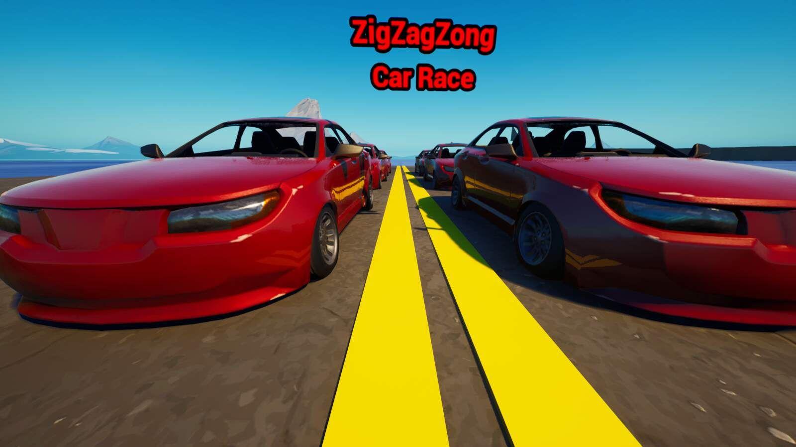 ✔️🚘ZigZagZong Car Race🚘✔️ 3417-5493-5083 by zigi