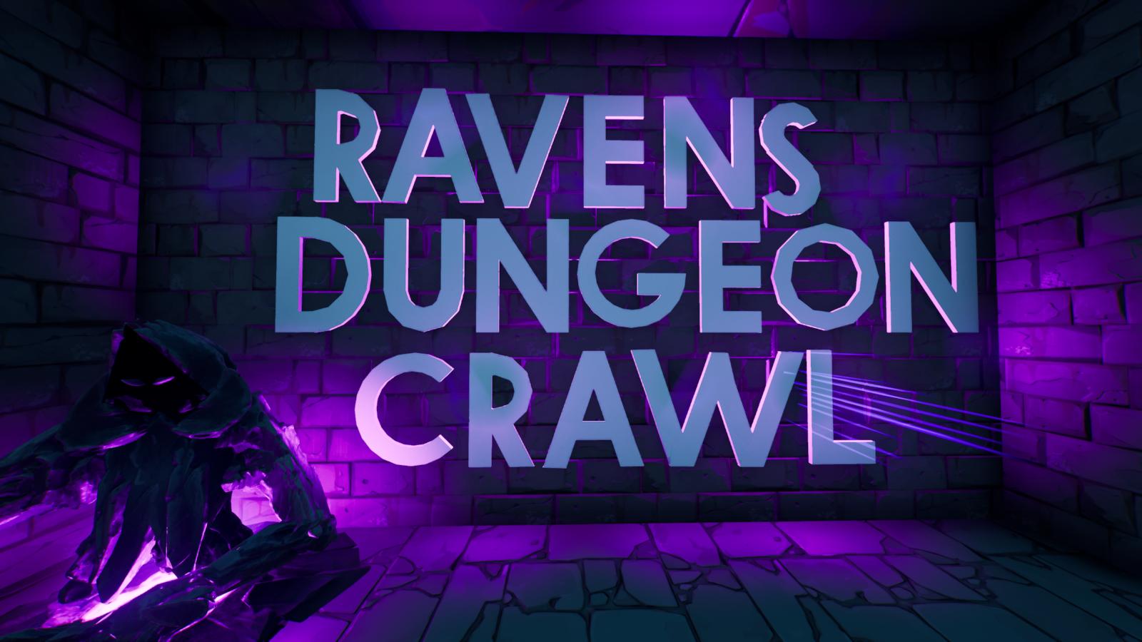 Raven's Dungeon Crawl 5097-7971-0190 by shasta1988