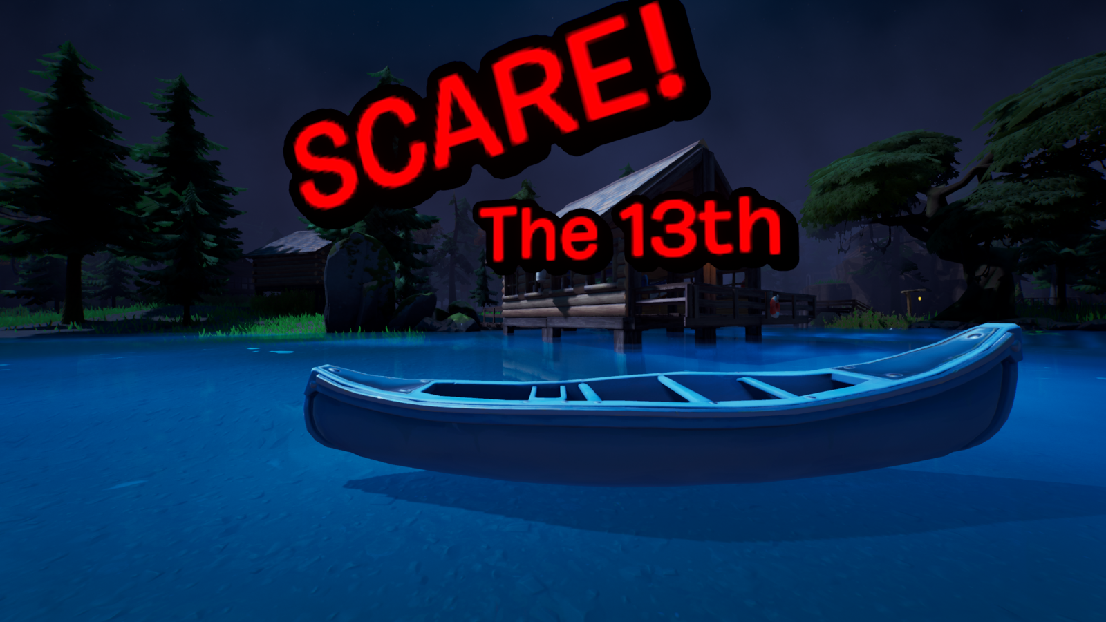 SCARE!: The 13th 5130-0302-4744 by Jxdvn