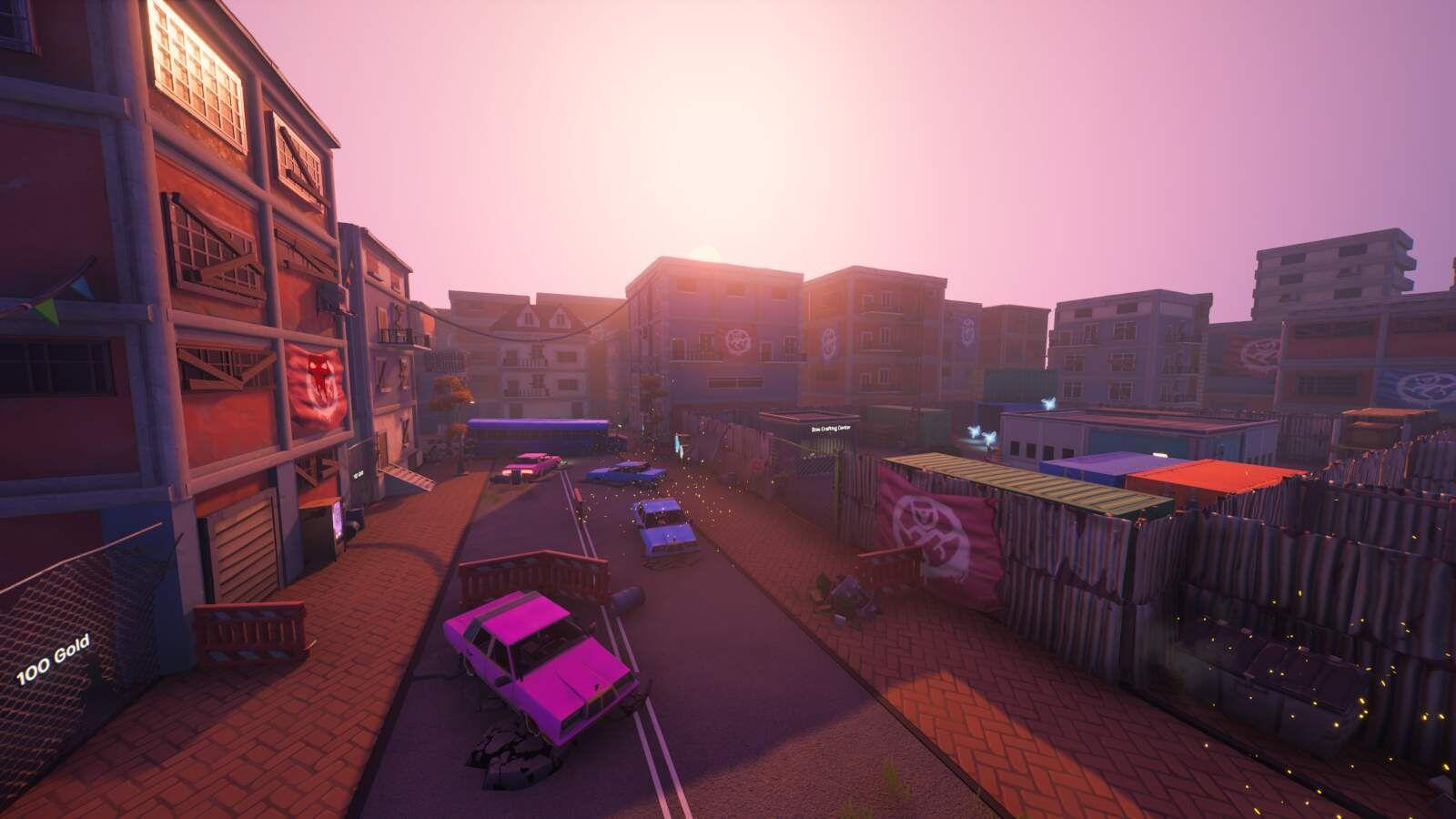 Sunrise City - Horde Survival 🧟♂️ 5780-2589-3510 by ItsSpark