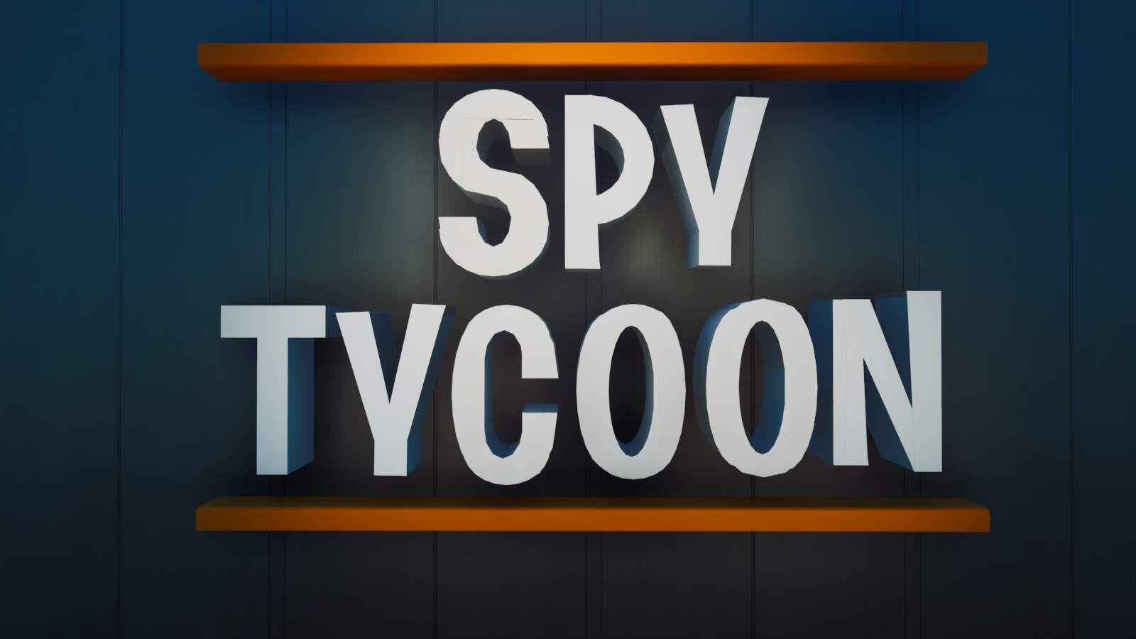 Spy Tycoon 5990-3025-0295 by brendannnd