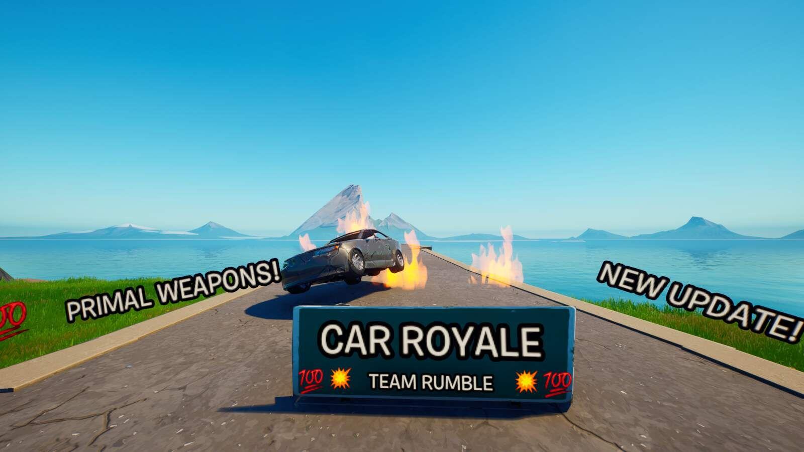 🚗 CAR ROYALE - NEW UPDATE! [LTM] 7001-7521-3722 by senix