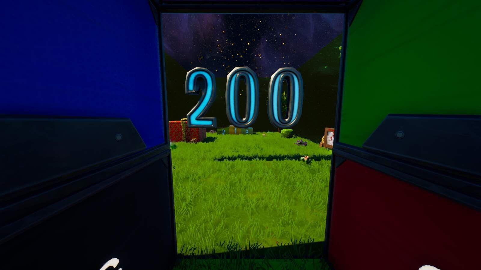 200 Level Default Deathrun 8368-4039-3220 by fxxd1