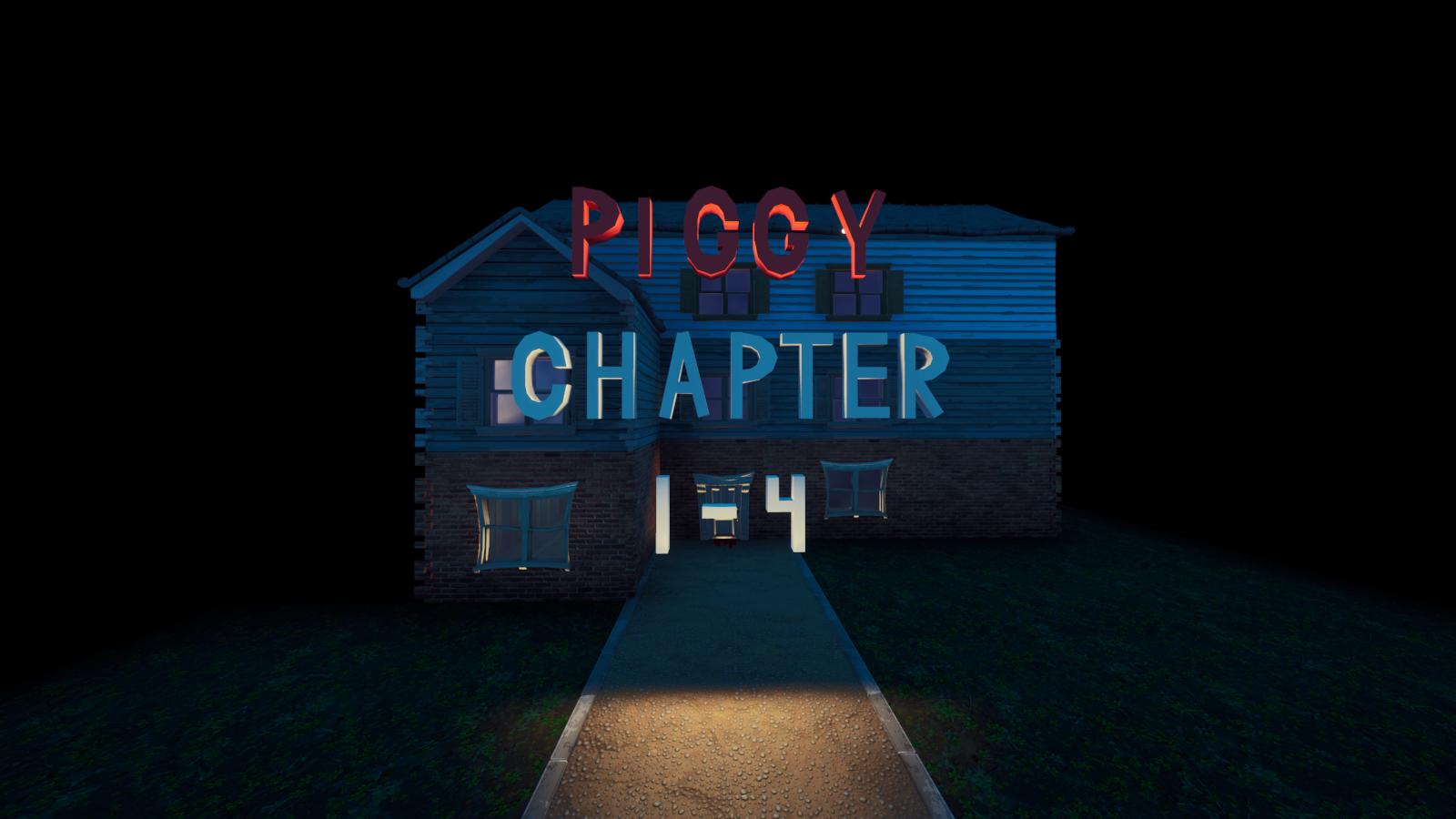 Piggy Chapter 1-4 + PLAYER MODE! 8840-5689-4557 by xavieplayz