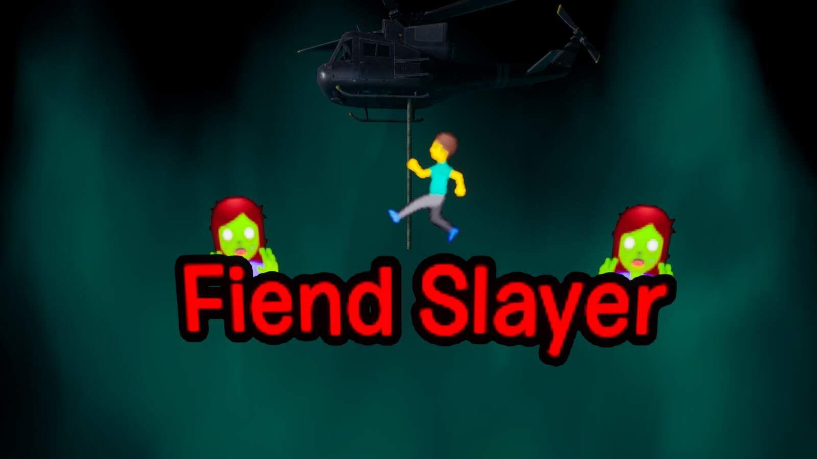 Fiend Slayer 9511-5655-7140 by spazy64