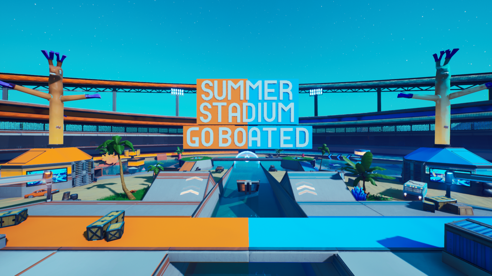 🏝️SUMMER STADIUM🏝️   GO BOATED! 9887-3168-3580 by dfault_skin