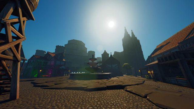 Search & Destroy Castletown Codice creativo di Fortnite