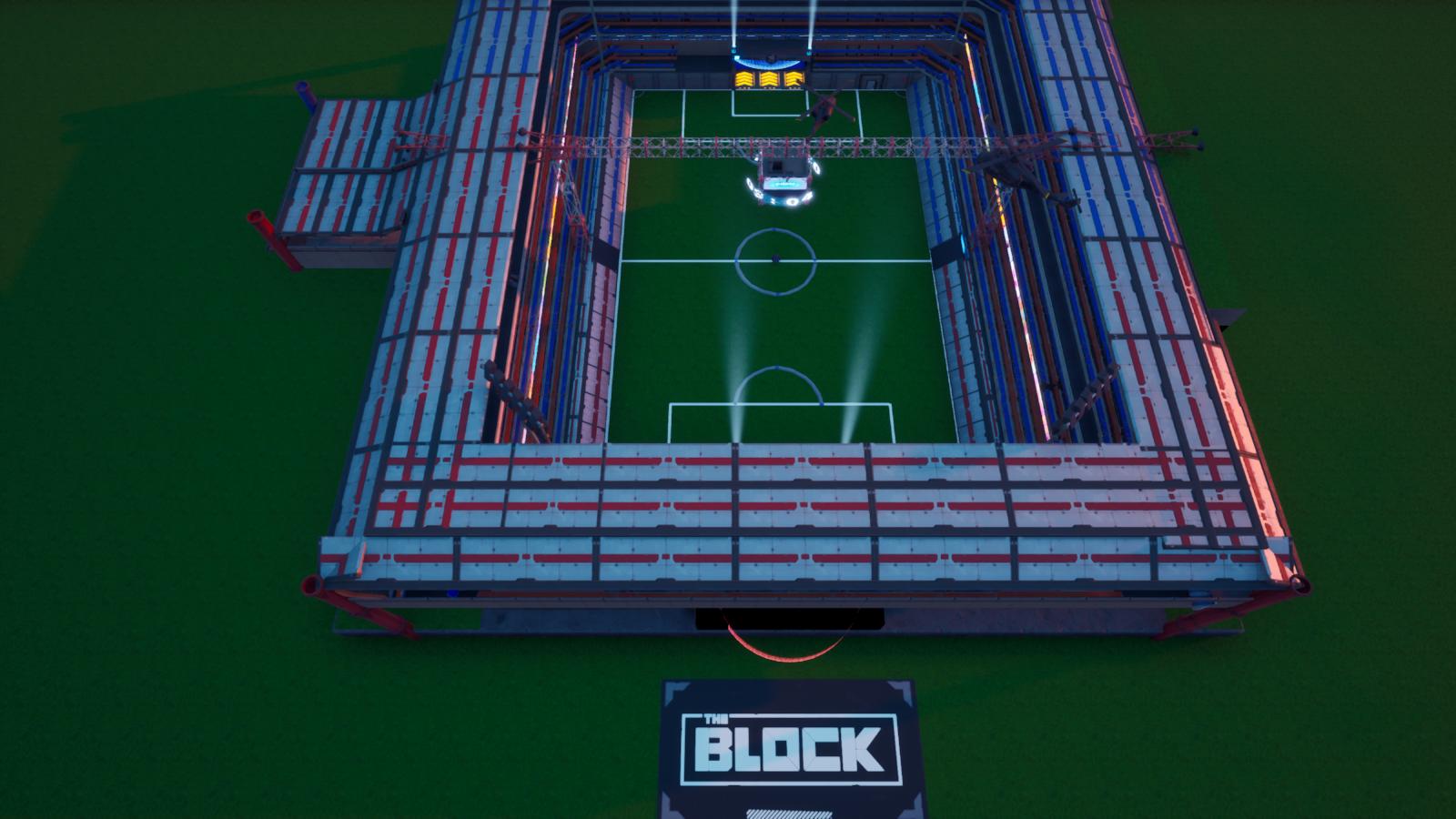 Soccer Showdown 0963-4066-7831 by JAG