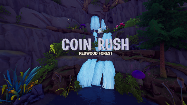 Coin Rush: Redwood Forest Fortnite Creative Code