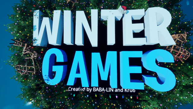WINTER GAMES BY BABA-LIN & KRU6