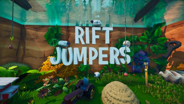 Rift Jumpers - Gun Game Código do Modo Criativo do Fortnite