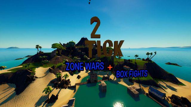2 Tick [Zone Wars + Box Fights]