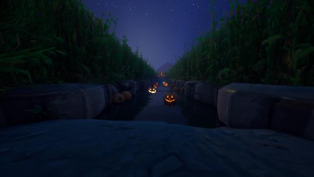 Spooky Farm Deathrun