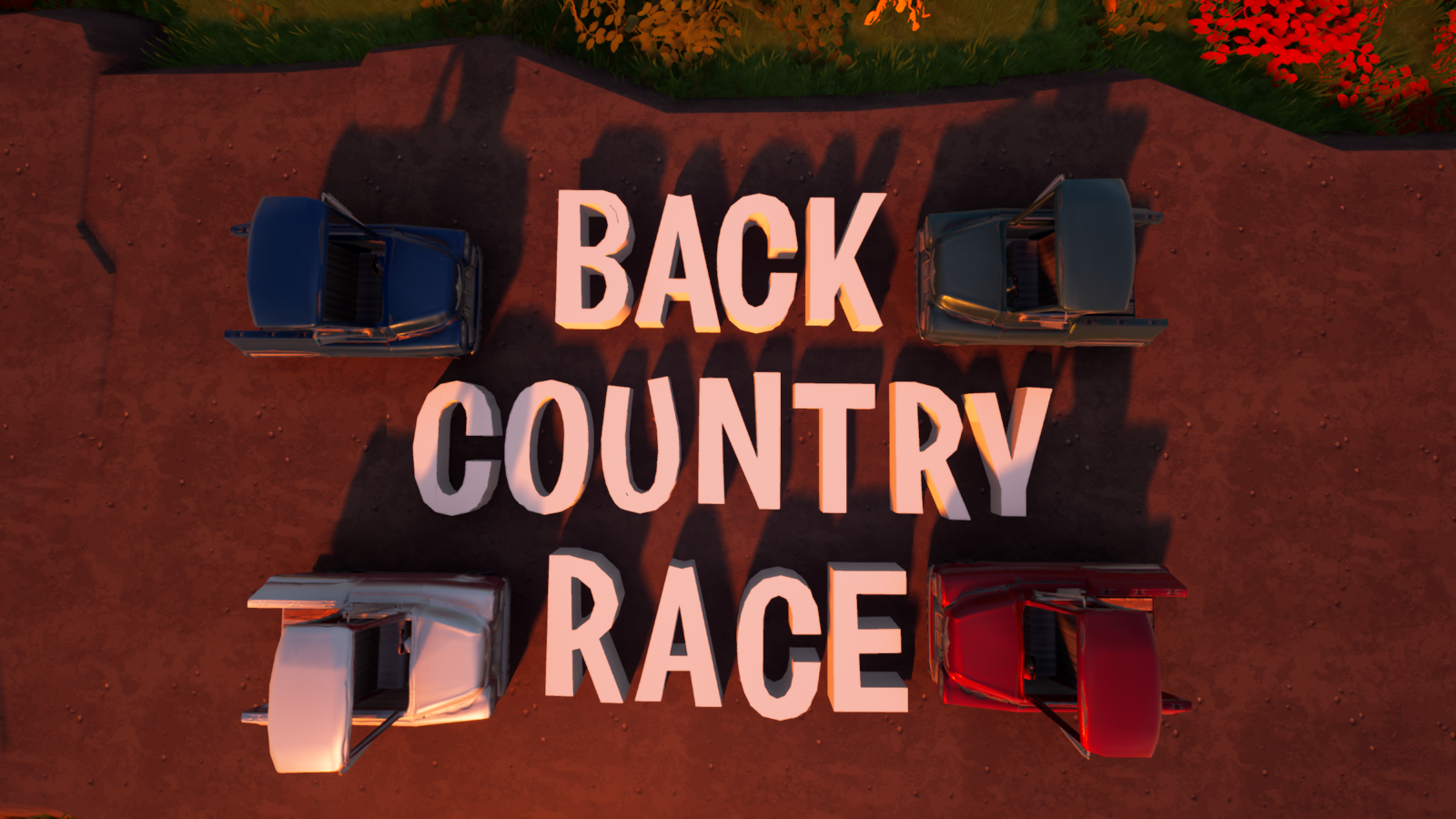 Back Country Race Icon