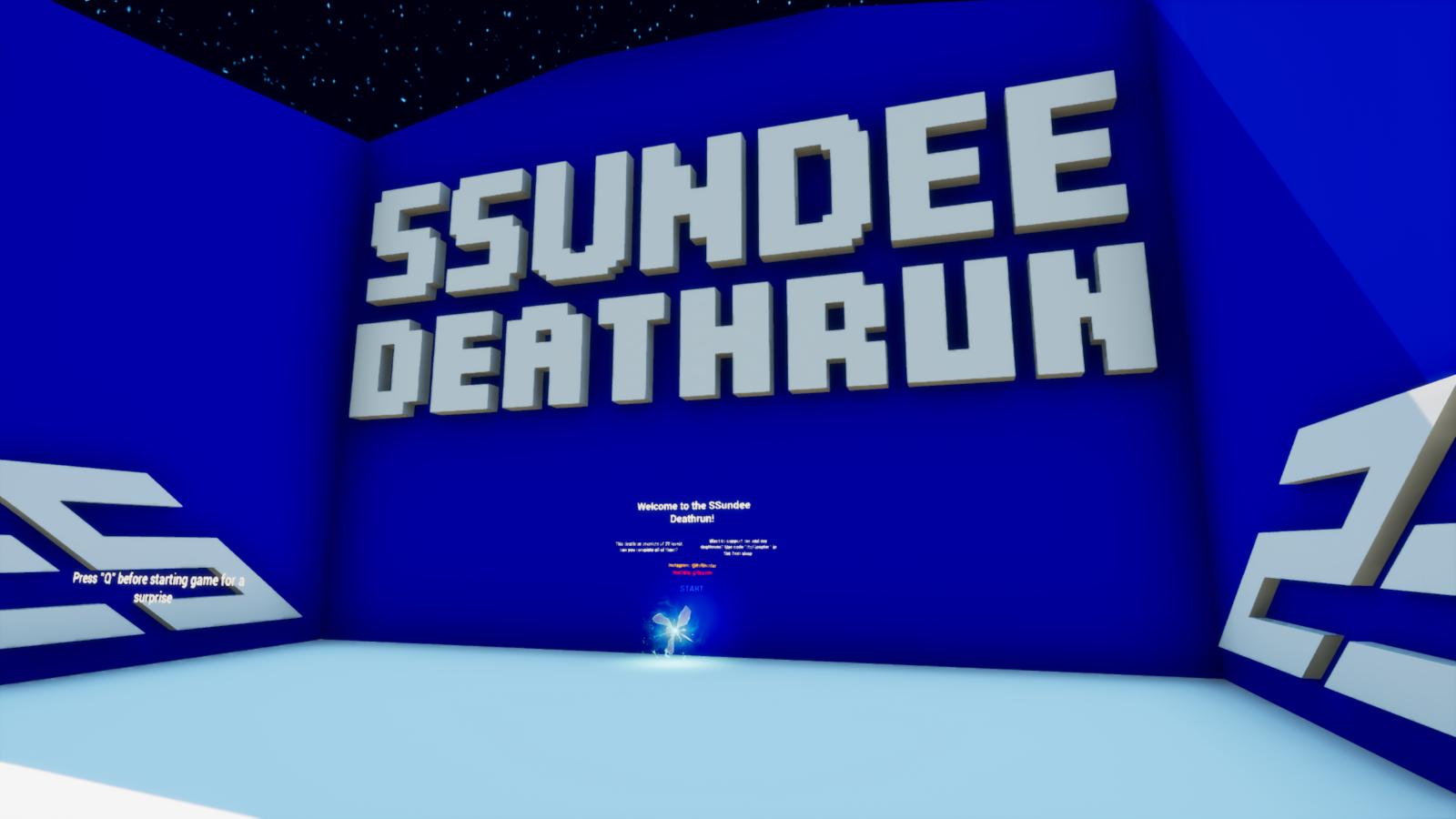 SSundee Deathrun 3017-6343-9098 by itsflooster