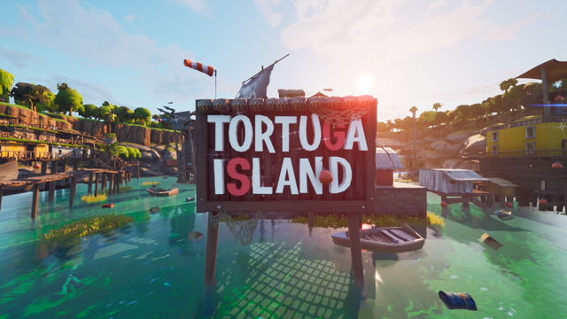 🔴TORTUGA-ZONE WARS,GUN GAME,RIFLE ONLY! Fortnite Creative Code