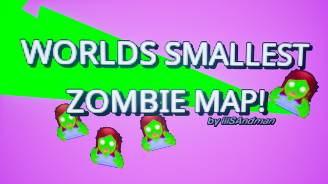 Worlds Smallest Zombie Map Fortnite Creative Code
