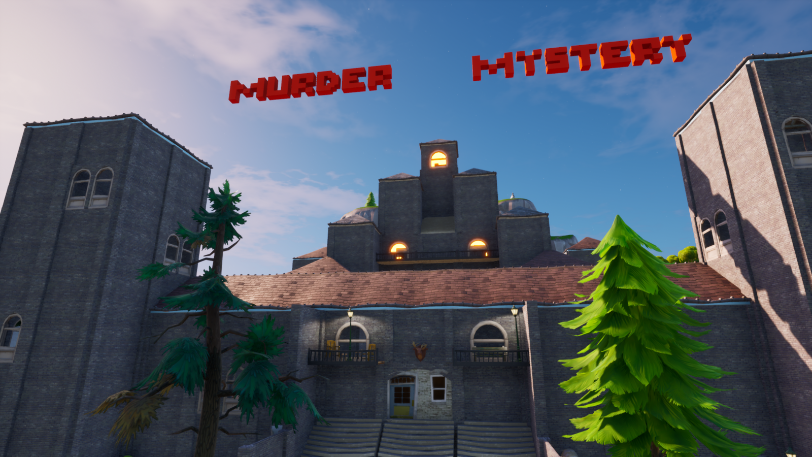 Murder Mystery 6483-5355-7767 by dolphindom