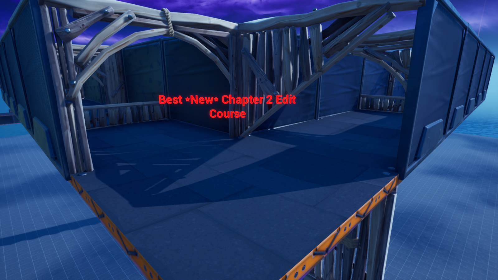Skull Crusher99 Chapter 2 Edit Course Our fortnite warm up & edit courses list guide runs through the best options in creative mode for getting ready to play the game in season 11. skull crusher99 chapter 2 edit course