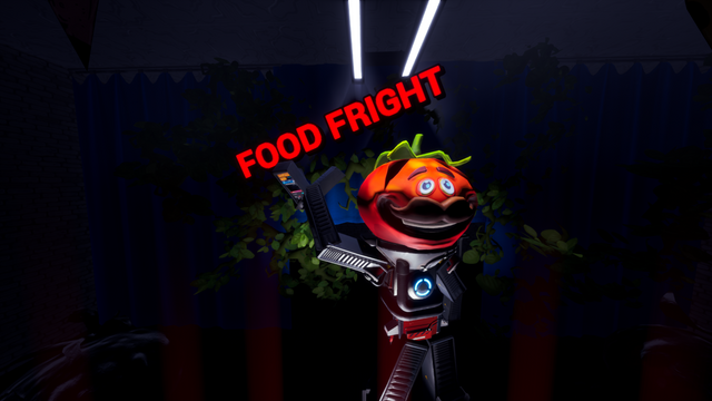 Food Fright  (Single Player Horror) Fortnite Creative Code
