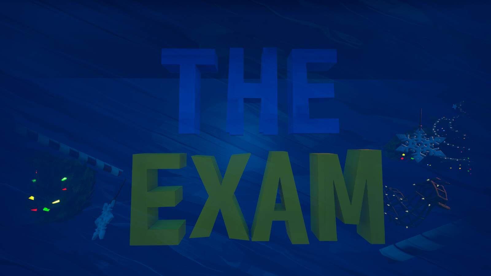 THE EXAM Icon
