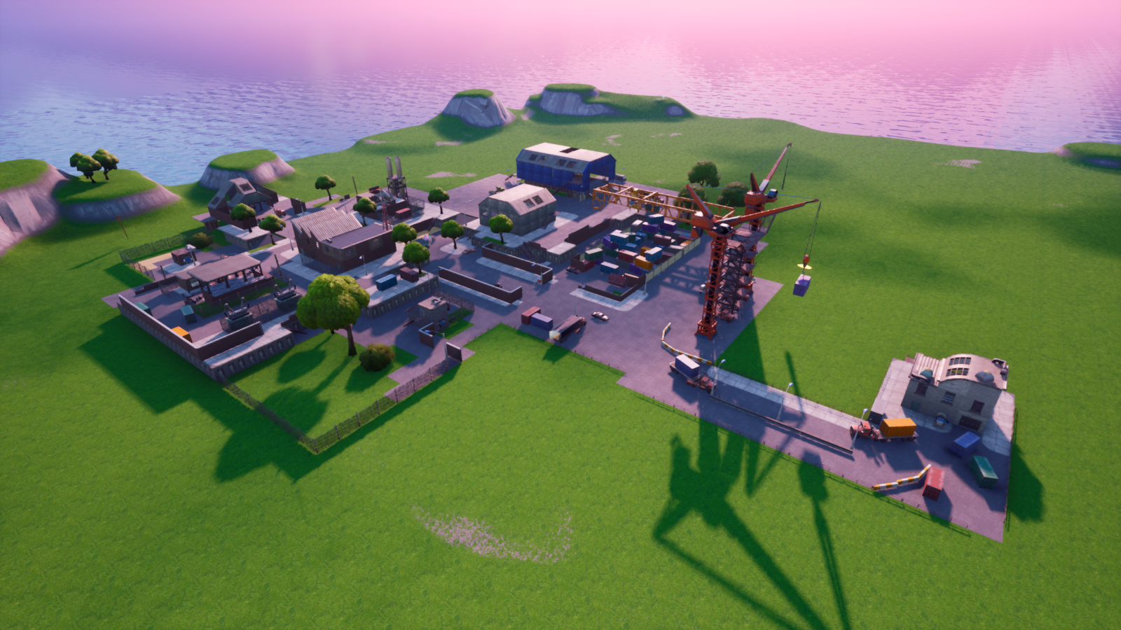 Dirty Docks- Fortnite