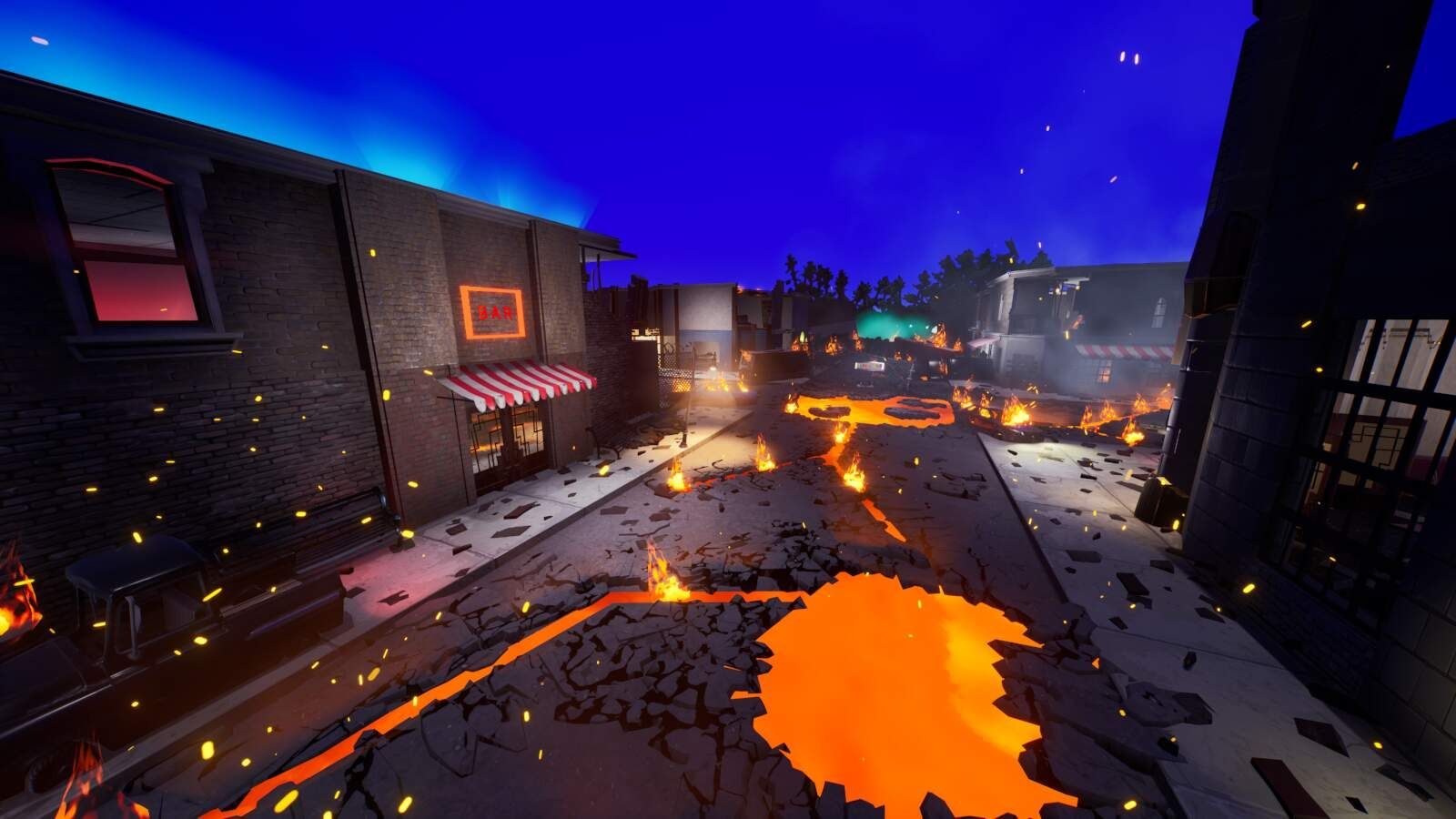 Fortnite Creative Zombie Survival Cod Zombies Town V3 2 9664 9557 2738 By Mist Jawafett Fortnite